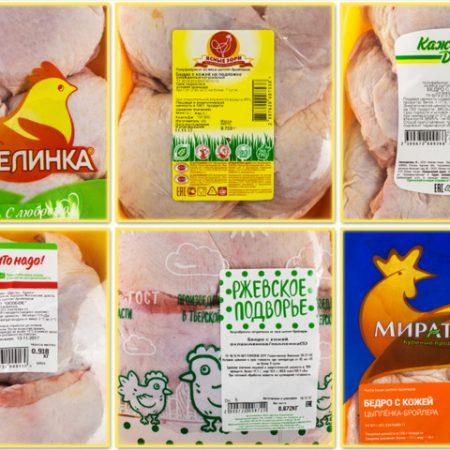 Антибиотики в куриных бедрышках