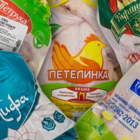 Росконтроль выявил антибиотики во всех образцах мяса птицы