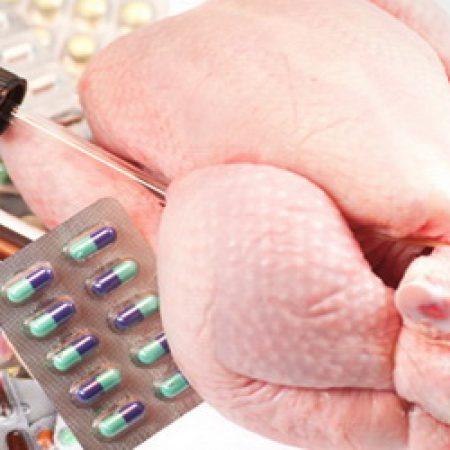 Антибиотики в  пище: как их избежать?