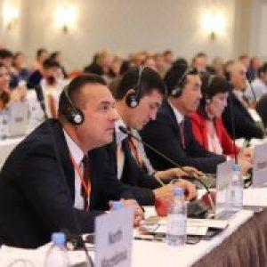 31-ое заседание CCEURO в Алматы