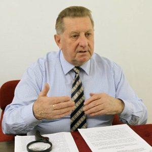 президент Российского птицеводческого союза академик Владимир Фисинин.