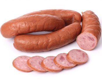 колбаски с антибиотиками